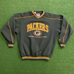 Vintage Green Bay Packers NFL Crewneck